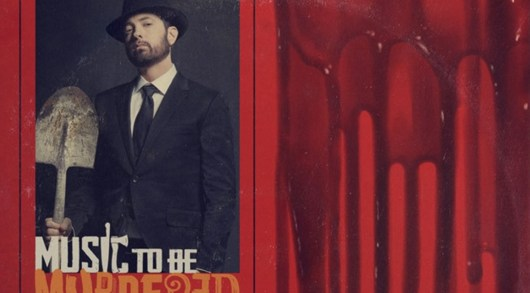 Eminem balance une bombe avec un album et un clip surprise : Music to Be Murdered By