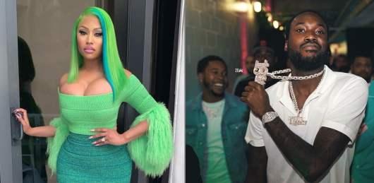 Meek Mill et Nicki Minaj s'embrouillent méchamment sur Twitter et balancent des gros dossiers