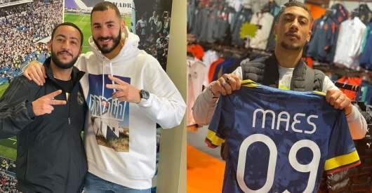 Benzema : Maes milite pour son retour chez les Bleus à la place de Giroud et le compare à Mbappé