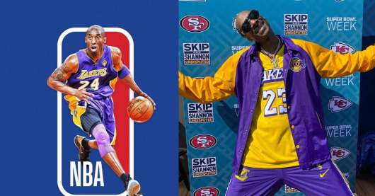 Snoop Dogg souhaite que Kobe Bryant soit le prochain logo de la NBA