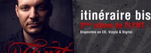 Flynt raconte son album Itinéraire Bis pour Le Rap En France