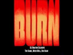 Game clash Tony Parker sur le remix de Burn