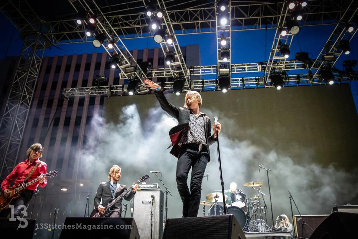 The Refused Punk Rock Bowling 2019 4