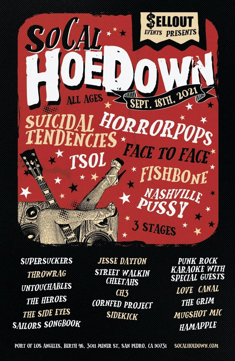 So-Cal Hoedown