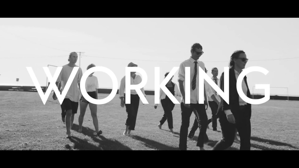 New Song Of The Day: Eb & Sparrow - Working