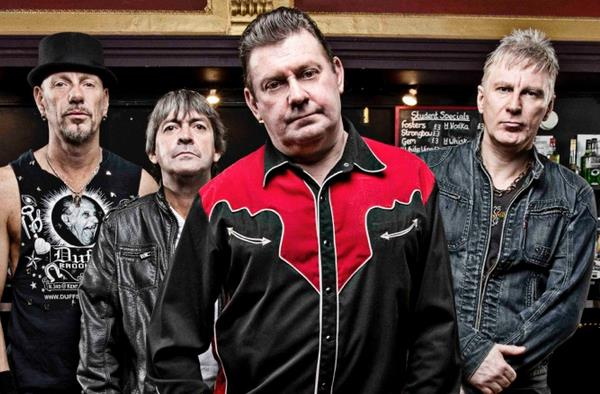 Stiff Little Fingers' Jake Burns on Not Fading Away: The 13th Floor Interview