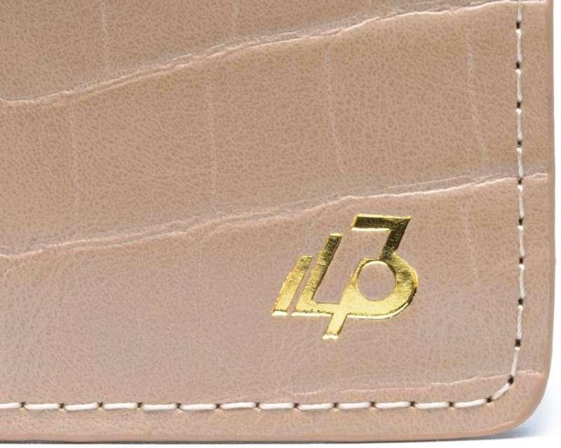 1403 Cream Card Holder