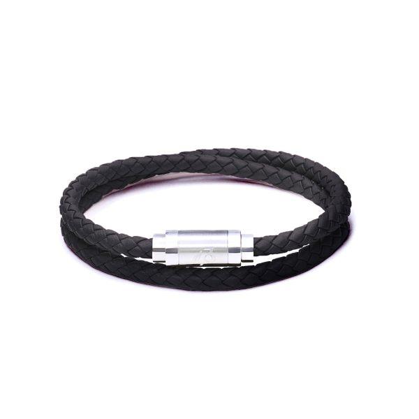 1403 Loop bracelet Black