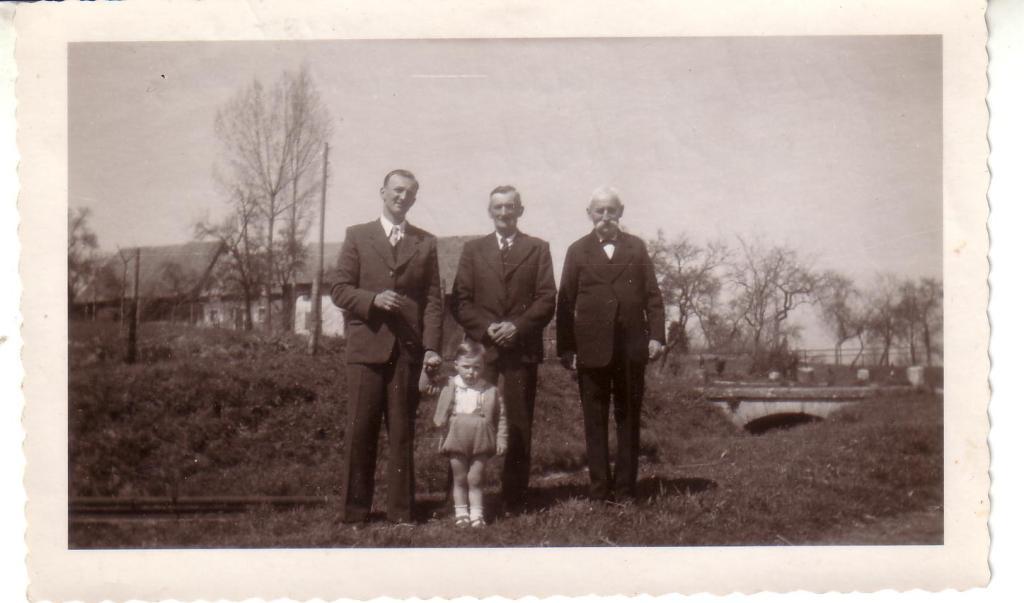 quatre générations de Richert
