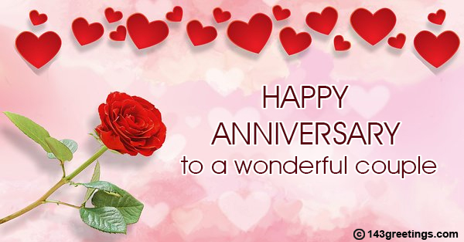 anniversary wishes best romantic