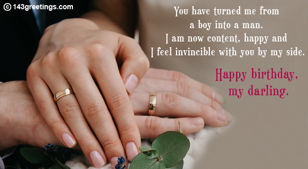 birthday messages for wife best