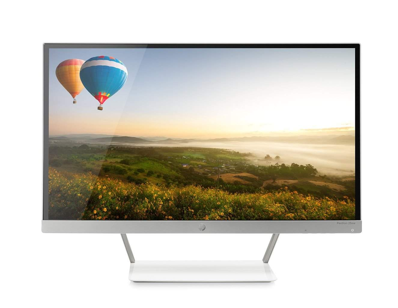 HP Pavilion 25xw Review Bezel Less IPS Monitor