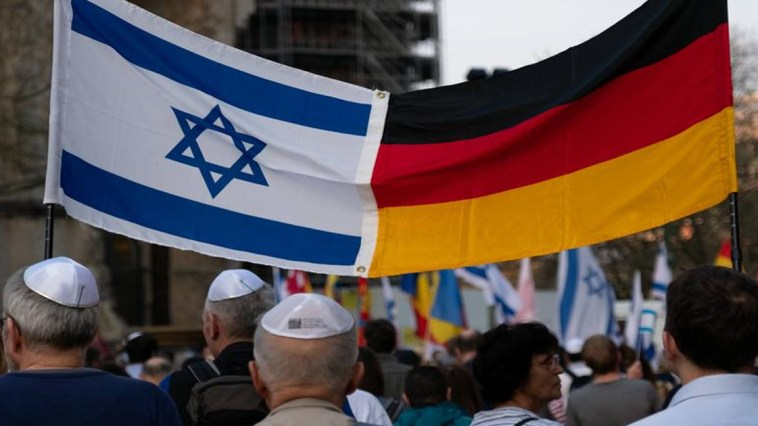 Germany Supports Israel Despite Causing The Holocaust