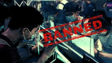 gaming banned in china