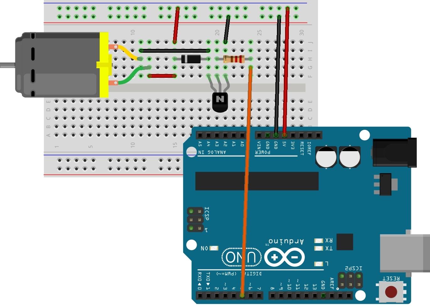 dc motor starter wiring diagram