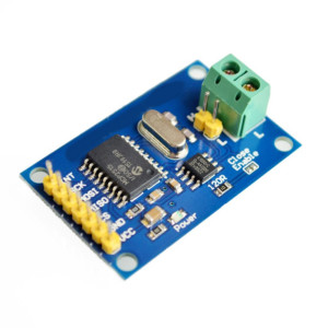 Wiring the MCP2515 Controller Area Network CAN BUS