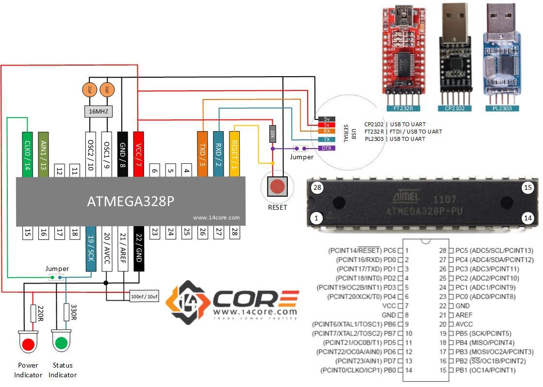 hight resolution of psp mini usb wiring diagram mini usb pin wiring diagram wiring a stand alone atmega328p cmos