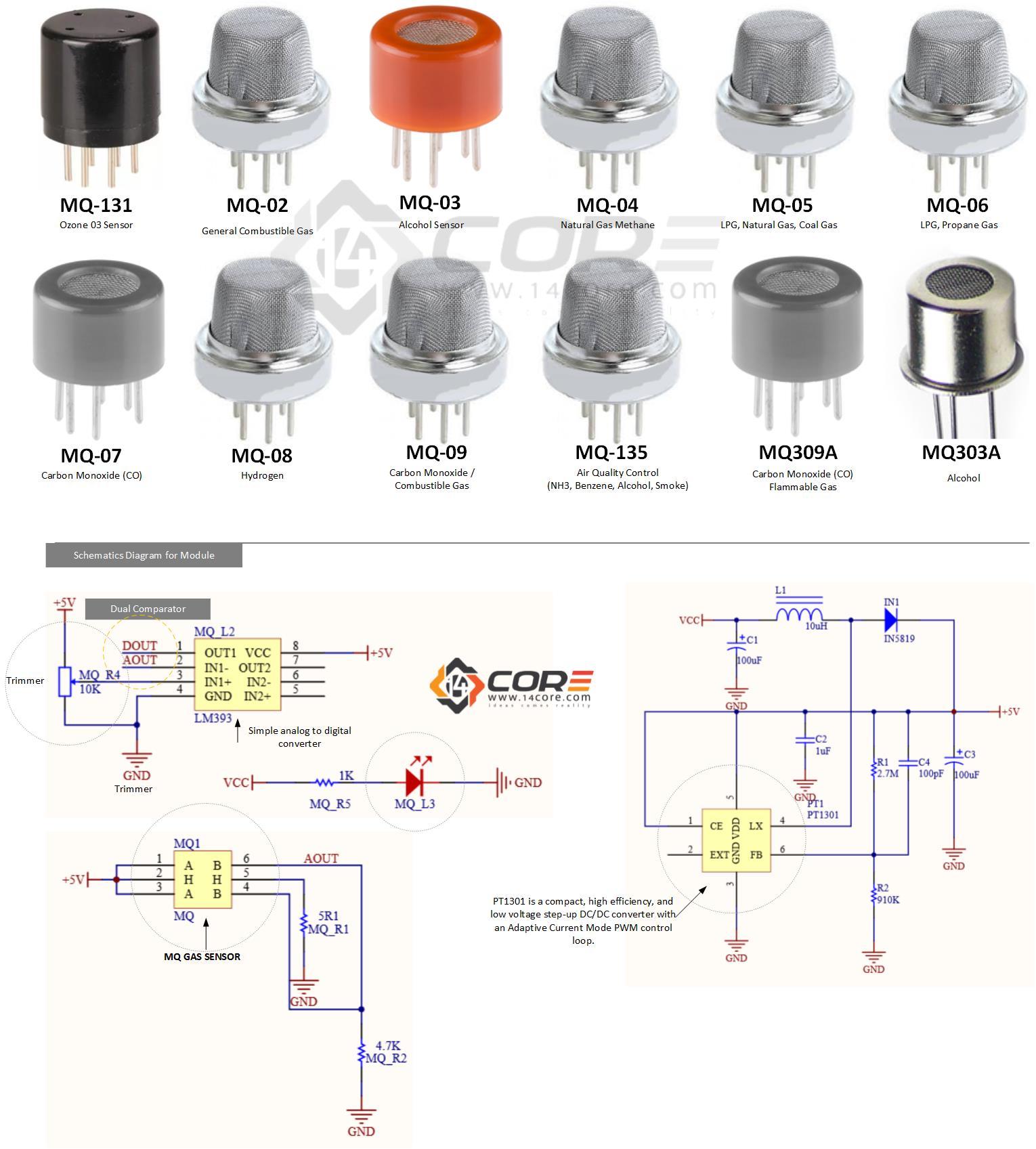 hight resolution of schematics diagram mq sensor functions