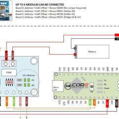 Usb To Serial Port Wiring Diagram 2 Wire Light Switch The I2c Ina219 Zero Drift, Bidirectional Current/power Monitor With Mcu | 14core.com