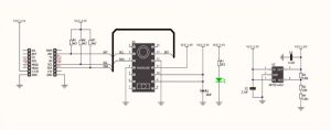 MAX30100-Schematics-Diagram-Wiring-Diagram-Breakout-Board