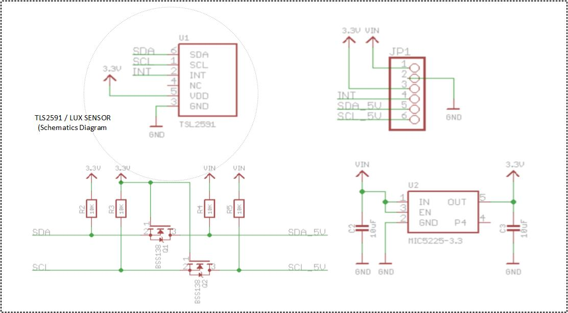TLS2591 LUX Light Sensor Diagram Schematics 14core 02?resize\=665%2C367 mobile home coleman furnace wiring diagram model dgaa gas furnace wiring diagram for mobile home furnace at n-0.co