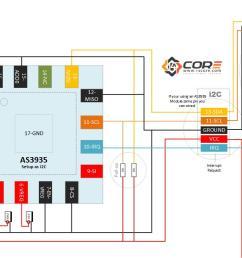 wiring on i2c [ 1470 x 695 Pixel ]