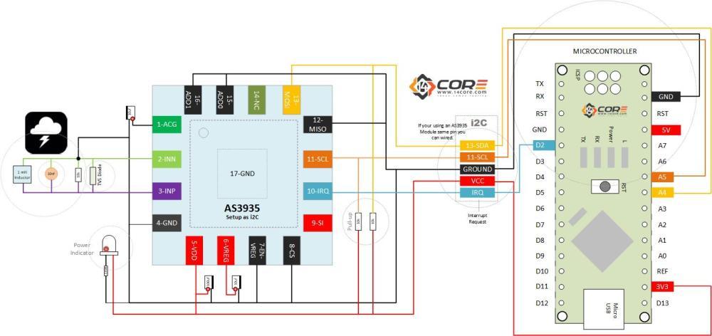 medium resolution of wiring on i2c