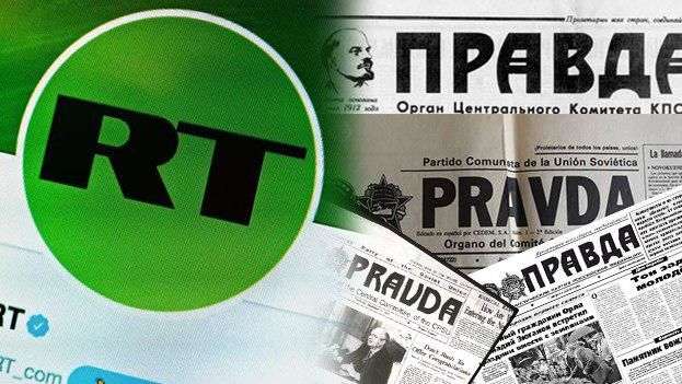 Las referencias a 'Sputnik' y 'RT' son cada vez más frecuentes en los medios oficiales que los exhiben entre sus principales fuentes.
