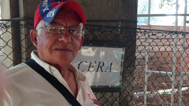 Ignacio Carmenate, cubañol. (14ymedio)