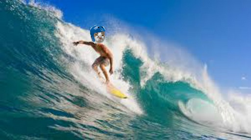 Sammy P surf