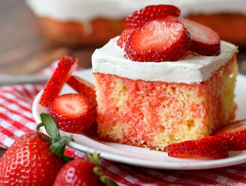 15 of the Best Unique Strawberry Shortcake Recipes