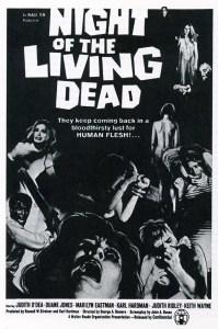 Fig. 5 Night of the Living Dead (1968) var et råt angreb mod både mainstreamfilmen og gysergenren.