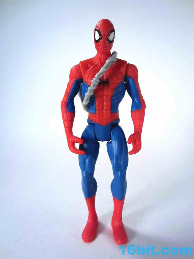 16bitcom Figure of the Day Review Hasbro Ultimate Spider