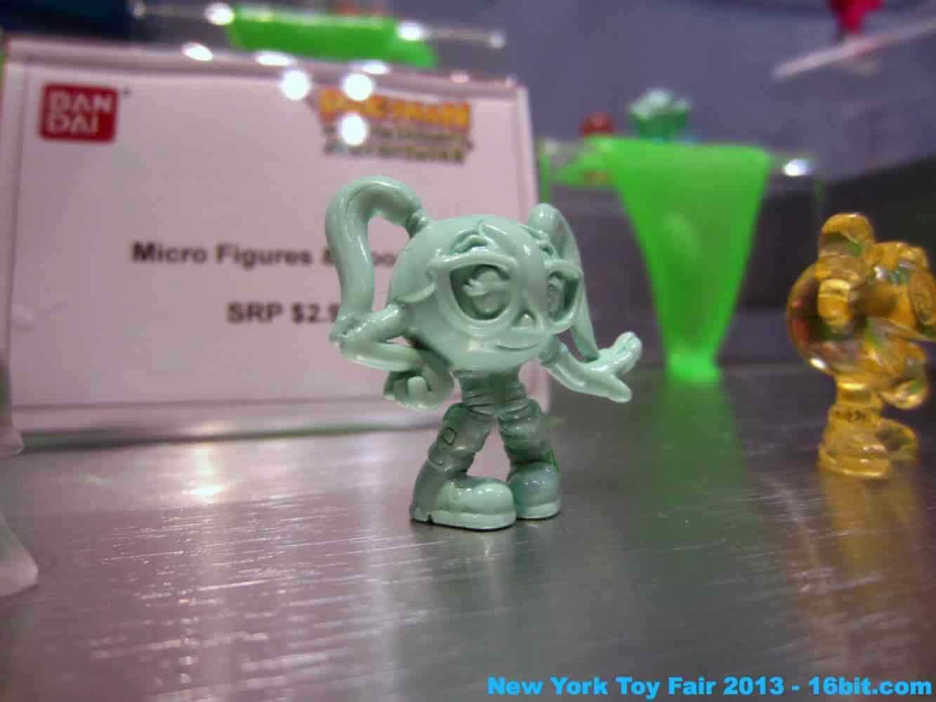 16bitcom Toy Fair Coverage of BanDai PacMan Action