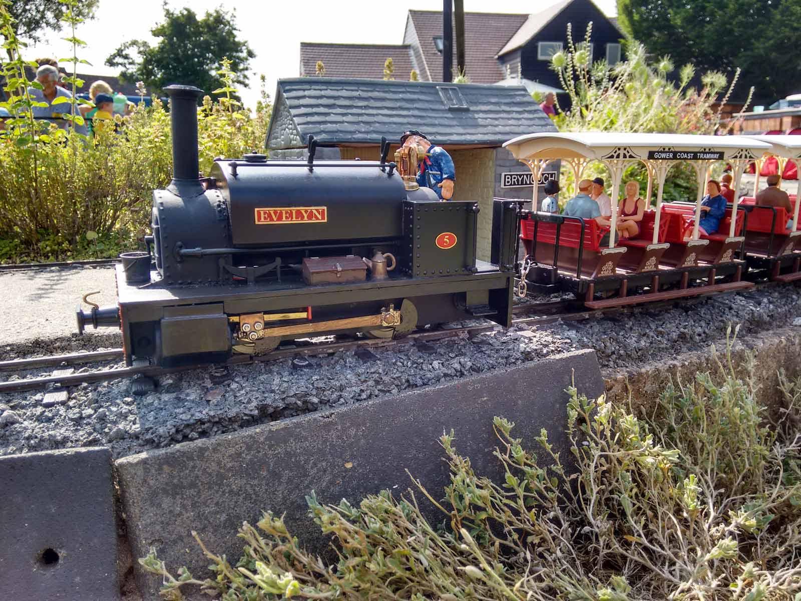 Building 16mm Garden Railway