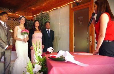 Boda Montse & Ricardo en Vallirana (vídeo)