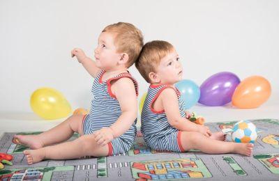 Sesión de fotos infantil con Jan y Noah