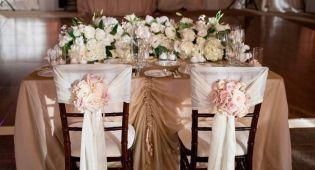 Ideas imprescindibles para decorar la mesa de los novios