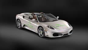 Ferrari Spider Bio Fuel