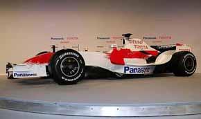 Toyota TF 108 Formula 1