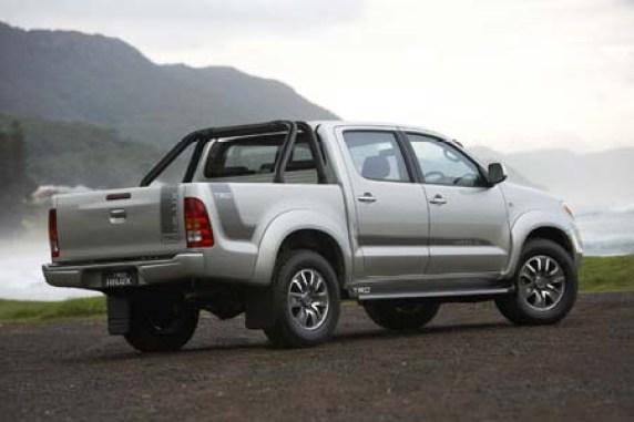 Nueva Toyota Hilux TRD