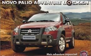 Nueva Fiat Palio ADventure 2009