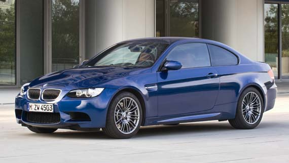 Nuevo BMW M3 2009