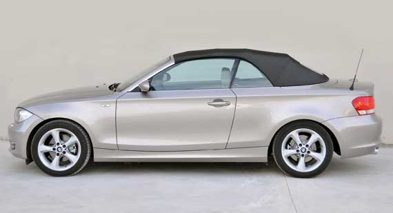 bmw serie 1 converible