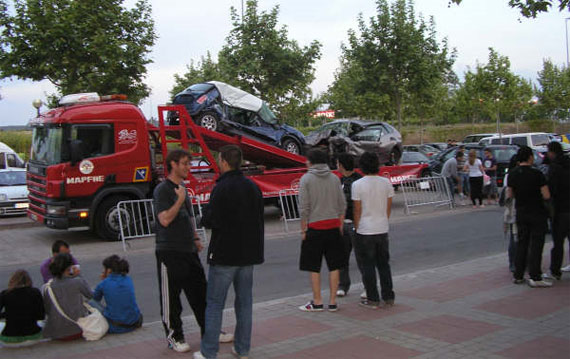 Camion Mapfre