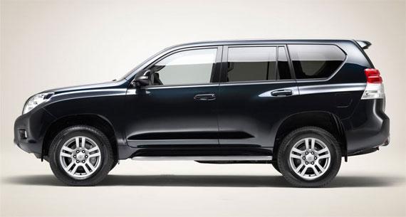 Nueva Toyota Land Cruiser Prado