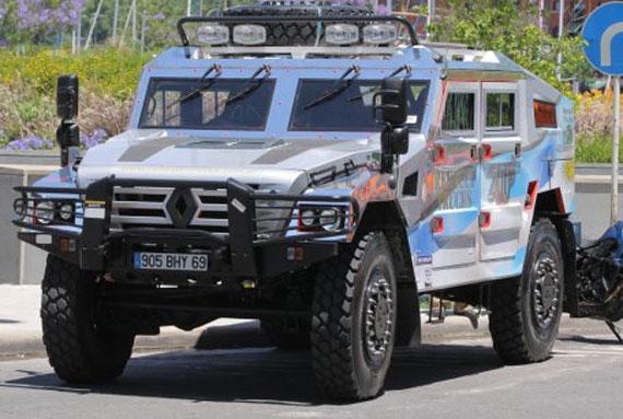 Renault Trucks Dakar
