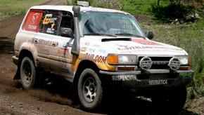 Jorge Murano Rallyraid Dakar 2010