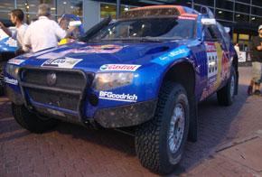 Volkswagen Dakar 2010