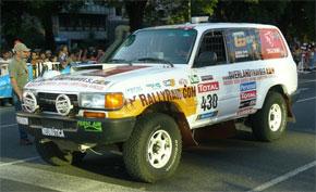 Jorge Murano Rallyraid